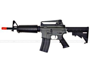 The JG M733 Commando Airsoft Electric Rifle Black