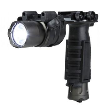 Bravo Weapon Tactical Flashlight - Black