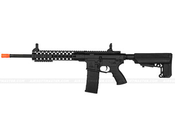 The Lancer Tactical 16 Inch Advance Recon Carbine Black