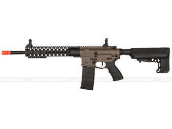The Lancer Tactical 14.5 Inch Advance Recon Carbine Dark Earth