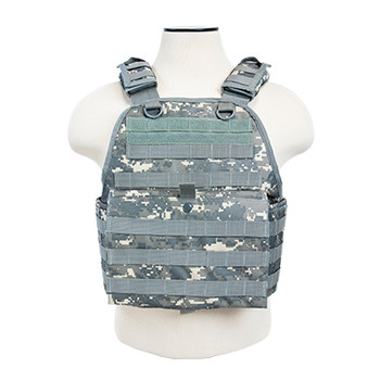 NcStar Ultimate Plate Carrier ACU