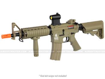 Lancer Tactical LT-02T Gen 2 Tan w/ Optics