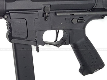 G&G ARP9 Ambidextrous Mag Release, Straight Trigger