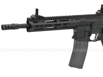 G&G CM16 Raider 2.0 Rail Black