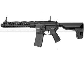 KWA VM4 Ronin 10 SBR Airsoft Gun Variable FPS Full Metal Black