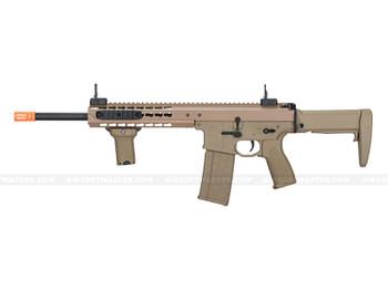 "Lancer Tactical LT-201TA Warlord 10.5"" Carbine Airsoft Gun Dark Earth"