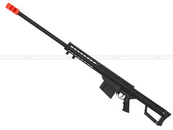 Lancer Tactical LT-20T M82 Spring Sniper Rifle Black