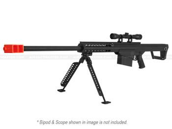 Lancer Tactical M82 Spring Sniper Rifle w/ Bipod & Scope