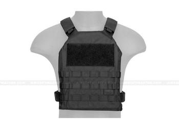 Lancer Tactical CA-1512BN Basic Plate Carrier Black