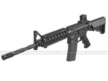 KWA LM4 RIS PTR Gas Blowback Airsoft Training Rifle