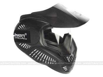 Valken MI-5 Airsoft Mask Full Face Black