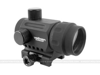 Valken RDA20 Mini Red Dot Sight Black