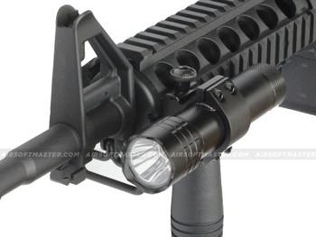 Valken Compact Tactical LED Light Installed