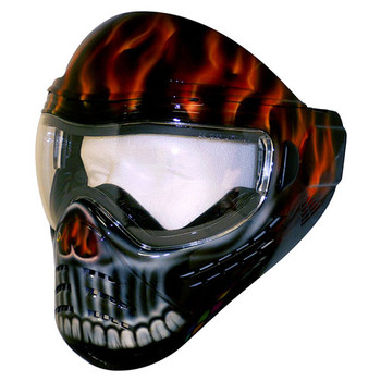 Save Phace Ghost Stalker - Dope Series Airsoft Mask Angled 2