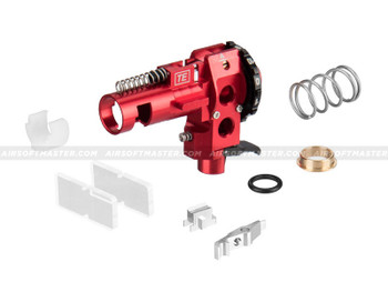 Maxx Pro Hop-Up Assembly CNC Red
