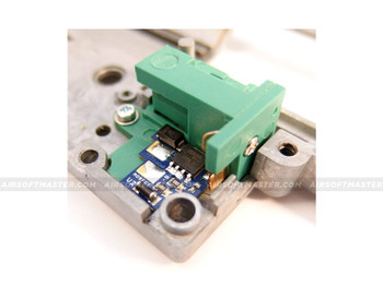 Jeff Tron MOSFET V2 Trigger Switch on Gearbox