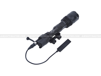 Night Evolution Tactical Light LED Version Super Bright black