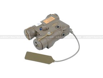 Element EX176T AN/PEQ Integrated Pointer/Illuminator Module Laser