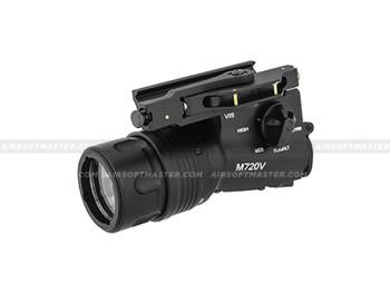 UK Arms M720V Weapon w/ Remote Switch Quick Detach (Black)