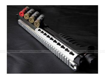LayLax NINE BALL M870 Breacher Top Rail