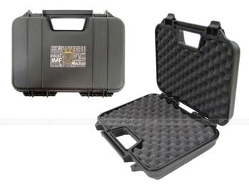 """GE 12"""" Hard Pistol Case w/ Foam"""