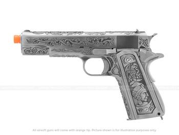 WE Tech 1911 Gas Blowback Pistol