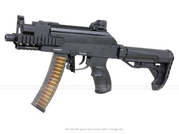 G&G PRK9 RTS CQB Full Metal Airsoft Gun