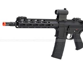 """CYMA M4 QBS 10"""" M-Lok Full Metal AEG w/ Mosfet Black"""
