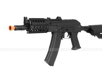 Lancer Tactical AKS-74UN PDW RIS Airsoft Gun