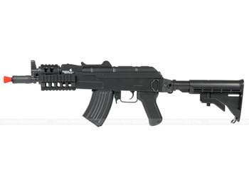 Lancer Tactical AKS-74UN RIS Airsoft Gun