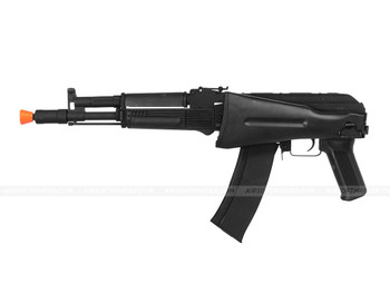 Lancer Tactical AK-105 Full Metal Airsoft Gun w/ Folding Stock