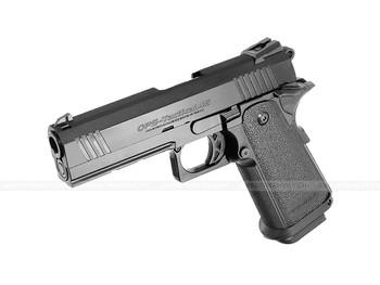 Tokyo Marui Hi-Capa 4.6 GBB Pistol Black