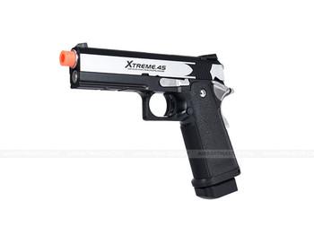 Hi-Capa 4.3 Xtreme 45 GBB Pistol