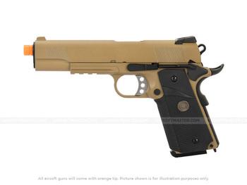 WE Tech 1911 MEU Gas Blowback Pistol