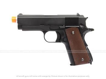 WE Tech Mini 1911 Version A Full Metal Gas Blowback Pistol