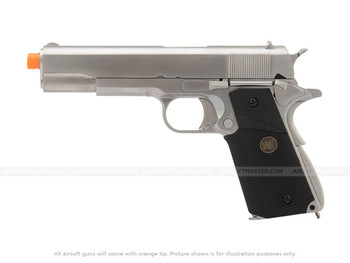 WE Tech M1911 Full Metal MEU Grip