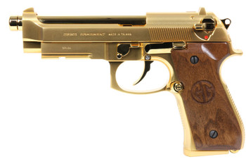 G&G GPM92 GP2 Gold Limited Edition Gas Blowback Pistol