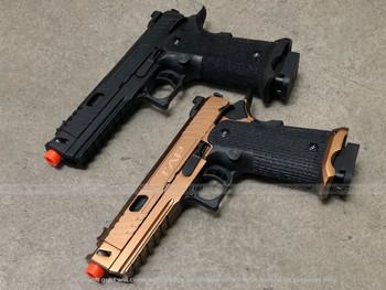 Echo1 TAP HiCapa Gas Blowback Pistol