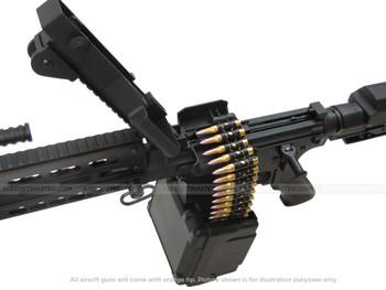 JG/GE LMG MCR Light Machine Gun Airsoft Gun