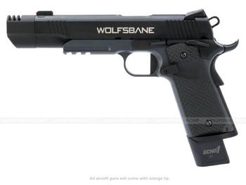 Echo1 Wolfsbane 1911 Gas Blowback Pistol