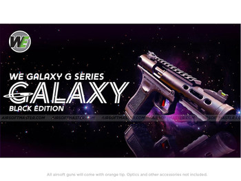 WE-Tech Galaxy Select Fire Gas Blowback Airsoft Pistol