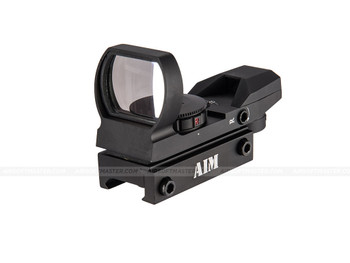 AIM Red Green Dot Reflex Sight for Airsoft