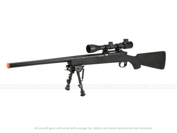 JG BAR-10 / VSR-10 Airsoft Sniper Rifle (450FPS)
