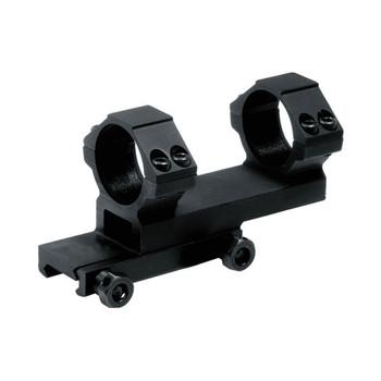 ACCUSHOT RGWMOFS43-30H4 Picatinny/Weaver Bi-directional Offset 30mm Ring Mount