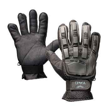 V-Tac Full Finger Gloves - Black