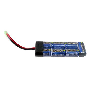 Intellect 8.4v 1600mAh NiMH Mini Battery