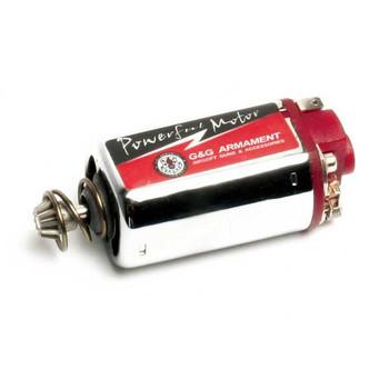 G&G High Torque Motor Short Axis