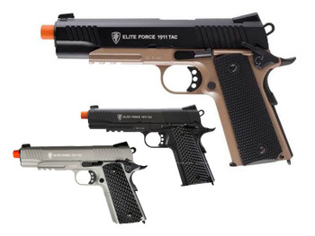 Gas Powered Airsoft Pistol, Green Gas Pistols by