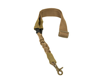 NcStar Single Point Bungee Sling Tan