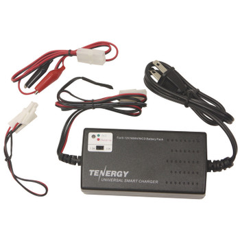 Tenergy Smart Charger for NiMH NiCad 6v-12v Battery